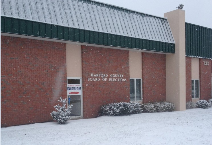 Harford Elections Office