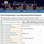 Won't be in town for Election Day? Apply for an Absentee Ballot.